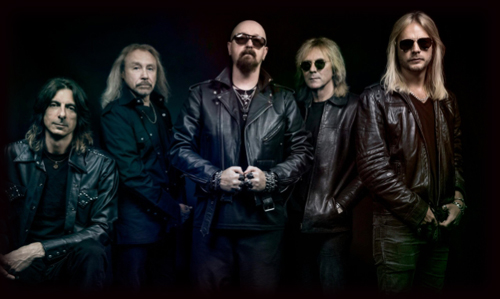 Judas Priest - Richie Faulkner