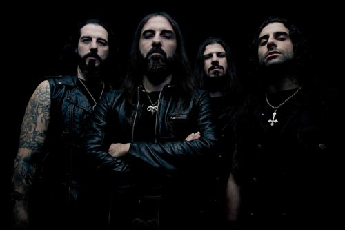 Rotting Christ - Sakis Tolis