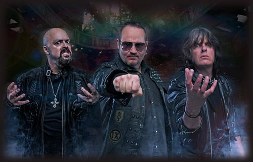 The Three Tremors - Tim 'Ripper' Owens
