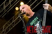 Dying Fetus @ Copenhell @ Refshaleøen (DK) (Photos By Erika Wallberg)