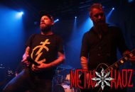 In Flames @ Mojoes (US) (photos by Dimitris Kontogeorgakos)