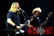 Corrosion Of Conformity @ Movistar Arena (US) (photos by Ivan Vega)