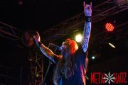 Orange Goblin @ Sticky Fingers, Gothenburg (SE) (photos by Erika Wallberg)
