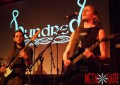 Hundred @ Brofest III (UK) (photos by Giorgos Filinis)