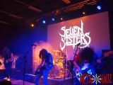 Seven Sisters @ Brofest III (UK) (photos by Giorgos Filinis)