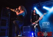 Death Angel @ Concord Music Hall (US) (photos by Dimitris Kontogeorgakos)
