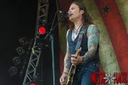Mike Tramp @ Sweden Rock XXV @ Norje Havsbad, Sölvesborg (SE) (Photos By Erika Wallberg)