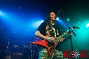 Chariot @ O2 Academy, Sheffield (UK) (photos by Erika Wallberg)