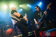 Vardis @ O2 Academy, Sheffield (UK) (photos by Erika Wallberg)