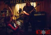 Doomstress @ The Hideout (photos by Dimitris Kontogeorgakos)