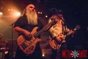 Korpiklaani @ The Bottom Lounge (US) (photos by Dimitris Kontogeorgakos)