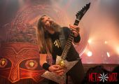 Amon Amarth @ Riviera Theatre (photos by Dimitris Kontogeorgakos)