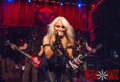 Doro @ Reggies Rock Club (photos by Dimitris Kontogeorgakos)